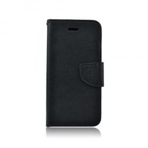 Fancy Book case pre Huawei P8 Lite black