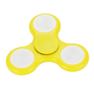 Fidget Spinner LED 1 žltý