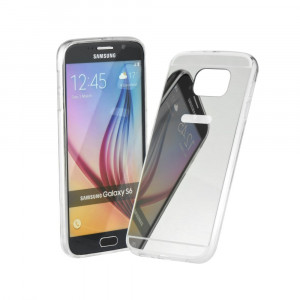 FORCELL Mirro case pre Samsung Galaxy J3 2017 silver 7aed3244038