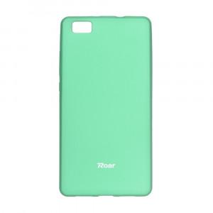 Roar Colorful Jelly Case pre Huawei P8 Lite mint
