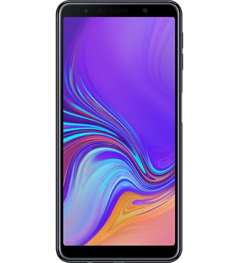Samsung A750 Galaxy A7 (2018) 64GB Dual-Sim Black