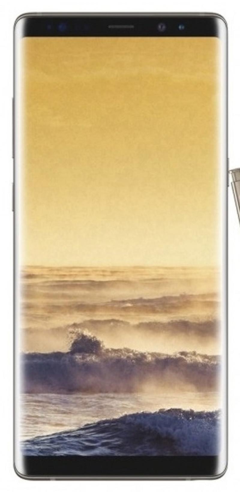 Samsung Galaxy Note 8 N950F 64GB Dual Sim Gold + Darček