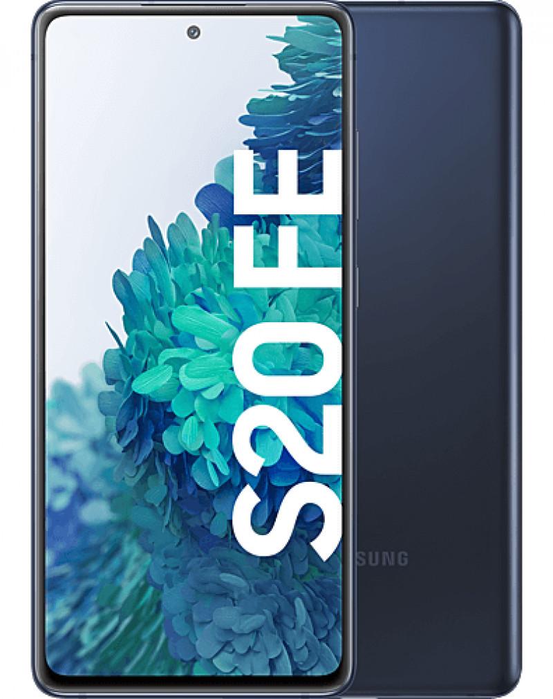 Samsung Galaxy S20 FE 5G G781F 6GB/128GB Dual SIM Cloud Navy