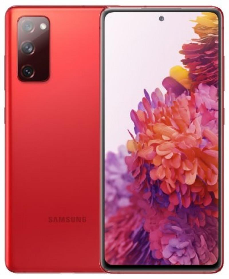 Samsung Galaxy S20 FE 5G G781F 6GB/128GB Dual SIM Cloud Red