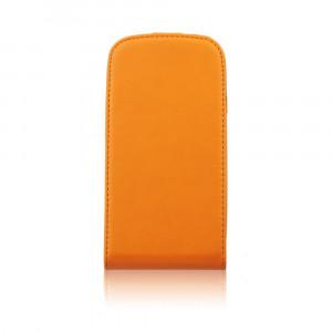 Samsung S5 orange - otváranie do dola