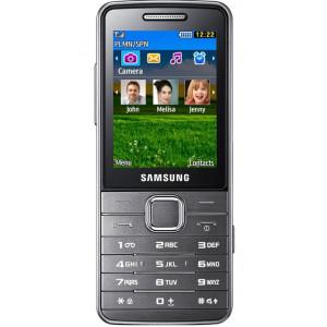 Samsung S5610 Metallic Silver Trieda C