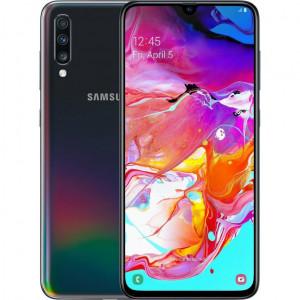 Samsung Galaxy A70 A705F Dual SIM Black Trieda A