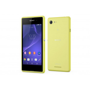 Maketa Sony Xperia E3 Green
